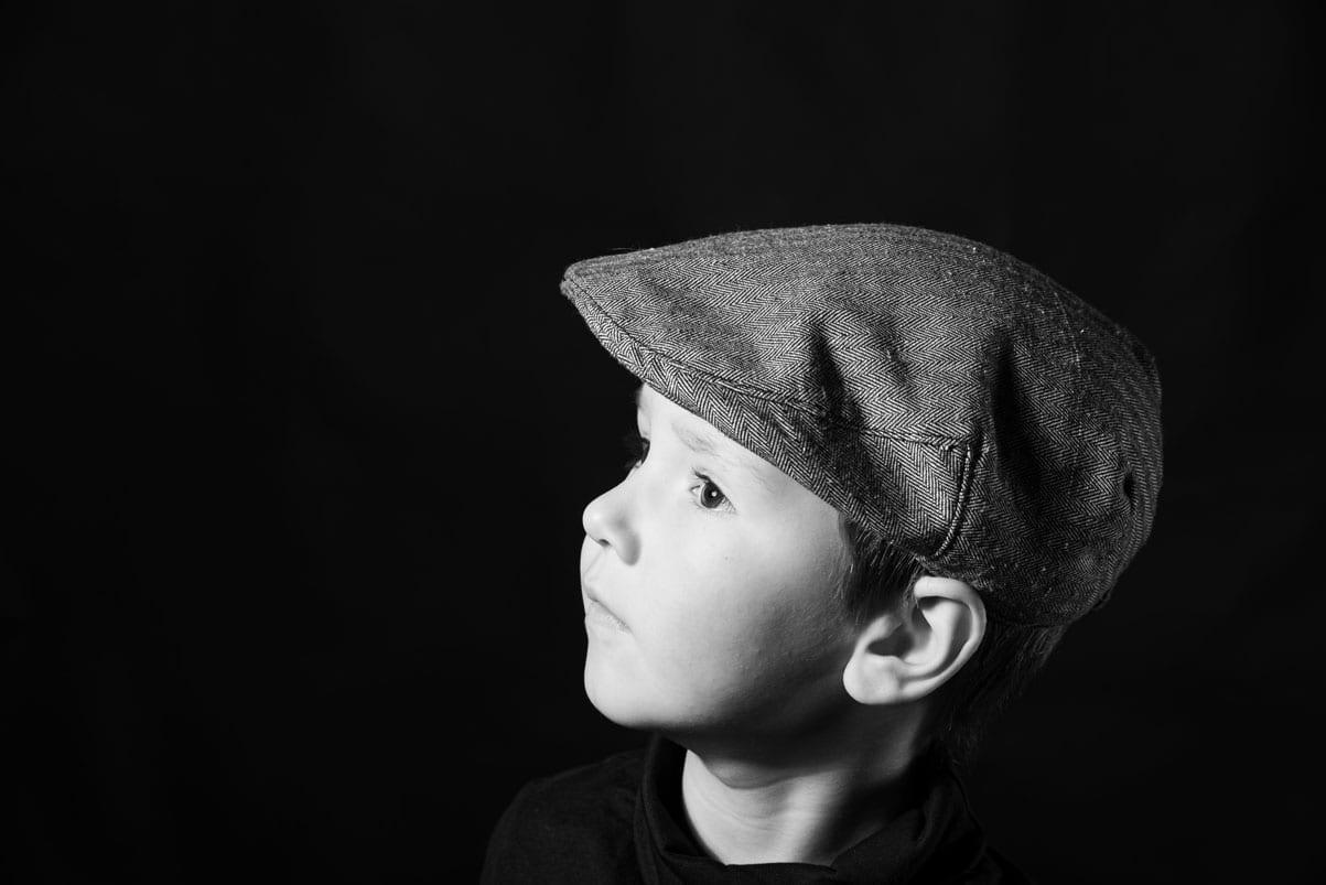 Kinderportret Peaky Blinders